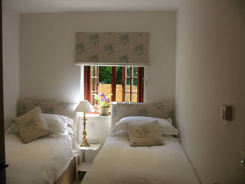 Foxglove Twin Bedroom