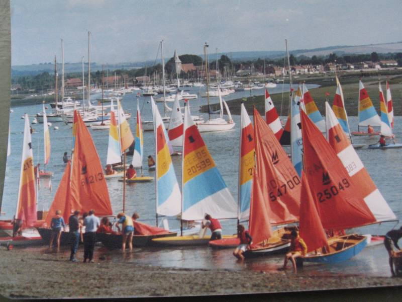 Regatta Day in Bosham